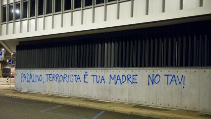 """ Padalino, terroriste c'est ta mère """